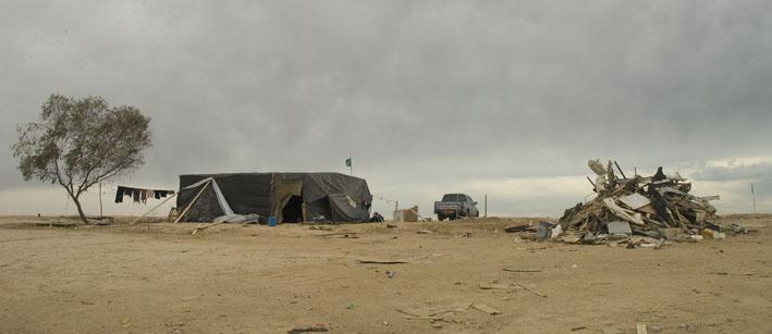 al Atrash, bedouin village, negev