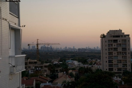 Tel Aviv/Jaffa - view from Herzliya