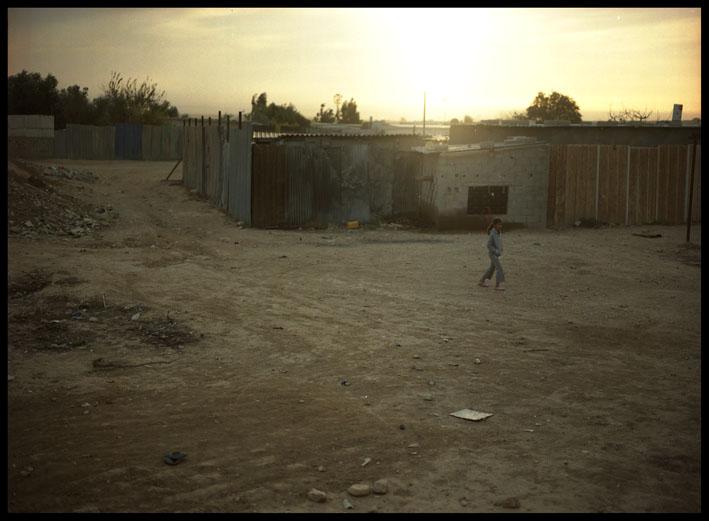 al-Grein, bedouin village, negev