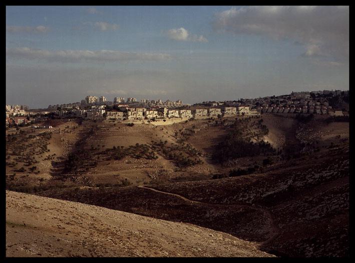israeli settlement, palestine