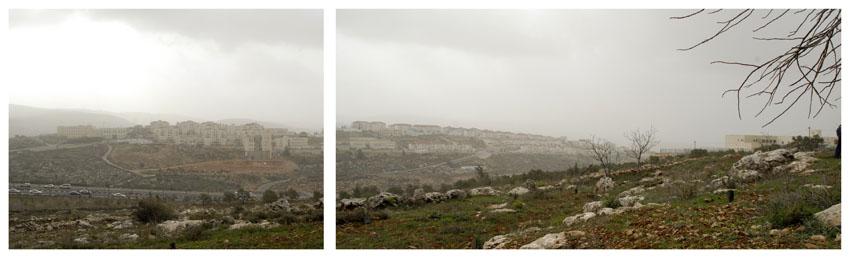 settlements near bethlehem