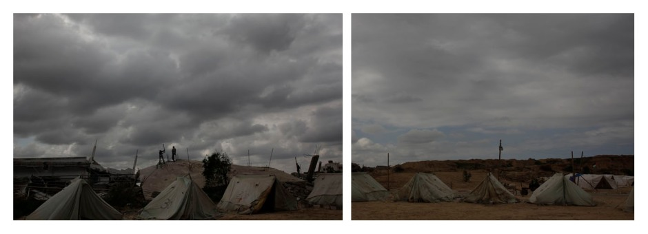 East Jabliya Refugee Camp