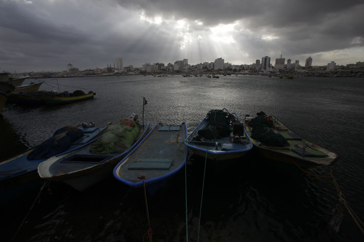 Gaza City port