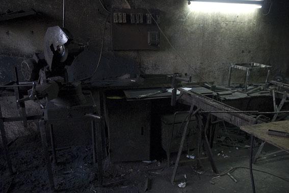 welders workshop