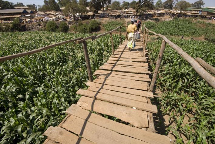 Lilongwe markets bridge