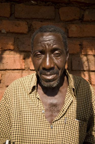Village elder, Malawi