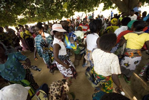 Mala Village Dance Competition