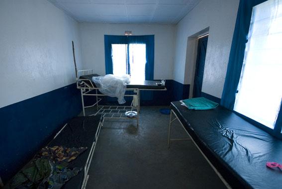 Ngofi Health outpost