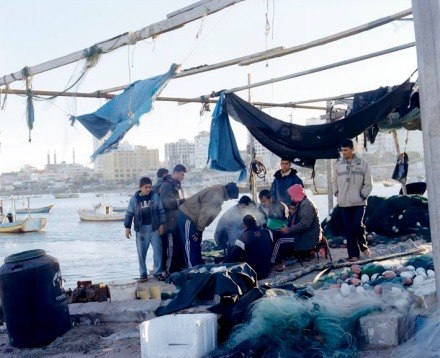 Gaza Fish Market/Port